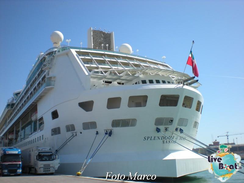 Esterni nave Splendour of the Seas-1foto-liveboat-splendour-ots-jpg