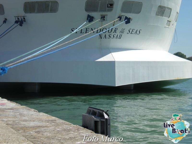 Esterni nave Splendour of the Seas-3foto-liveboat-splendour-ots-jpg