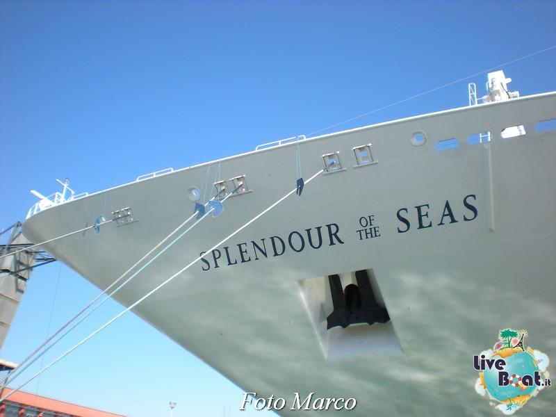 Esterni nave Splendour of the Seas-4foto-liveboat-splendour-ots-jpg