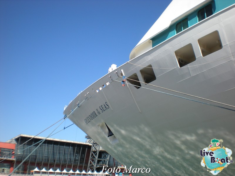 Esterni nave Splendour of the Seas-5foto-liveboat-splendour-ots-jpg
