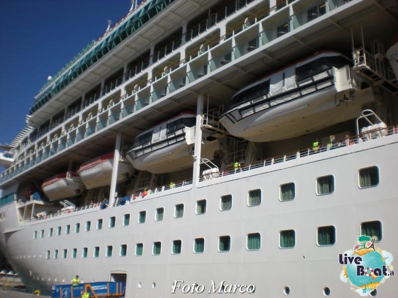 Esterni nave Splendour of the Seas-10foto-liveboat-splendour-ots-jpg