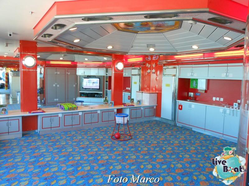 La zona bambini e teen di Grandeur OTS-204foto-liveboat-grandeur-ots-jpg
