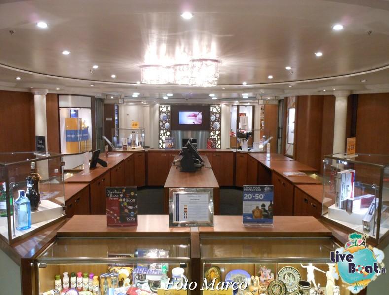 La zona shopping di Grandeur OTS-104foto-liveboat-grandeur-ots-jpg