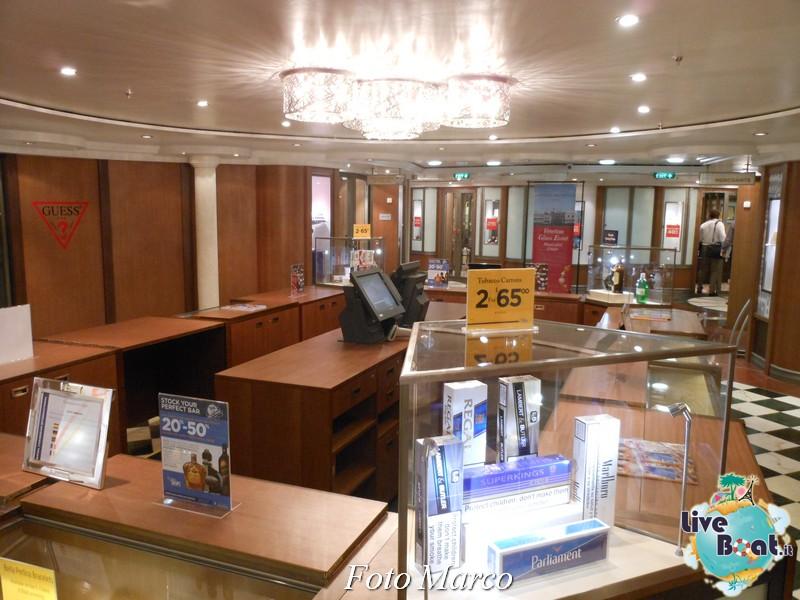 La zona shopping di Grandeur OTS-105foto-liveboat-grandeur-ots-jpg