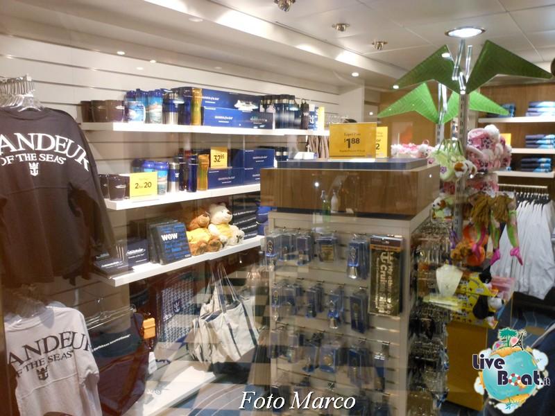 La zona shopping di Grandeur OTS-107foto-liveboat-grandeur-ots-jpg
