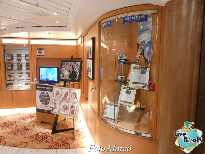 La zona shopping di Grandeur OTS-109foto-liveboat-grandeur-ots-jpg