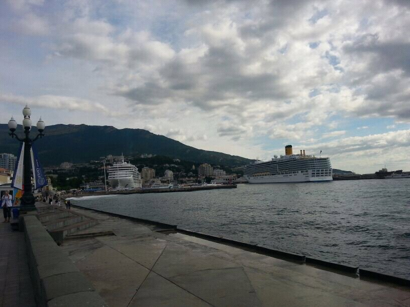 2013/09/28 Yalta  Costa Deliziosa-uploadfromtaptalk1380370642671-jpg