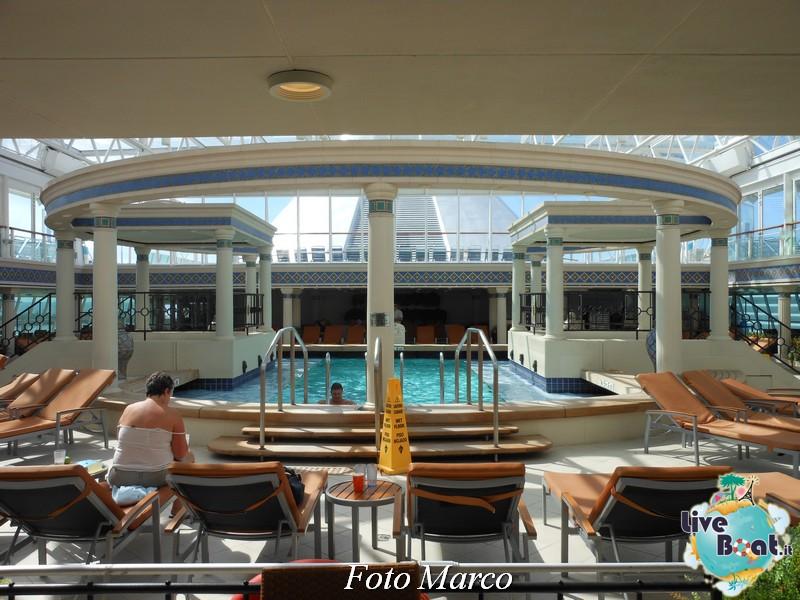 La zona della piscina coperta di Grandeur OTS-152foto-liveboat-grandeur-ots-jpg