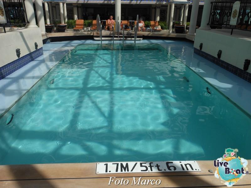 La zona della piscina coperta di Grandeur OTS-157foto-liveboat-grandeur-ots-jpg