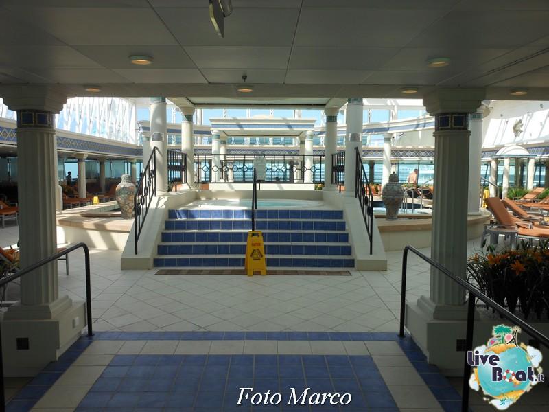 La zona della piscina coperta di Grandeur OTS-183foto-liveboat-grandeur-ots-jpg