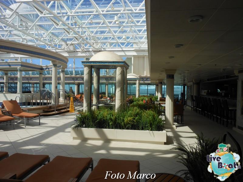 La zona della piscina coperta di Grandeur OTS-184foto-liveboat-grandeur-ots-jpg