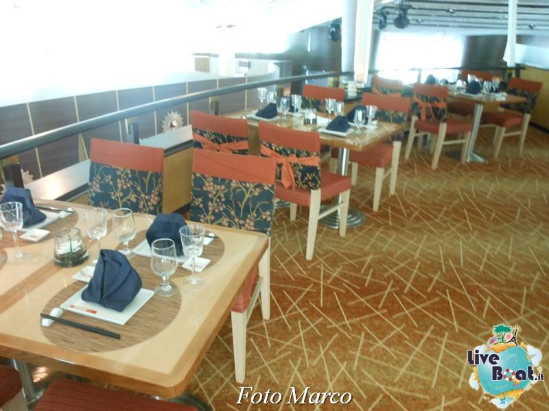 """""""Izumi"""", il ristorante orientale di Grandeur OTS-217foto-liveboat-grandeur-ots-jpg"""