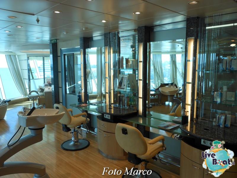 La zona fitness - spa di Grandeur OTS-162foto-liveboat-grandeur-ots-jpg