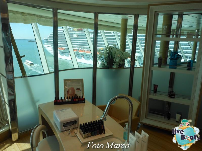 La zona fitness - spa di Grandeur OTS-163foto-liveboat-grandeur-ots-jpg