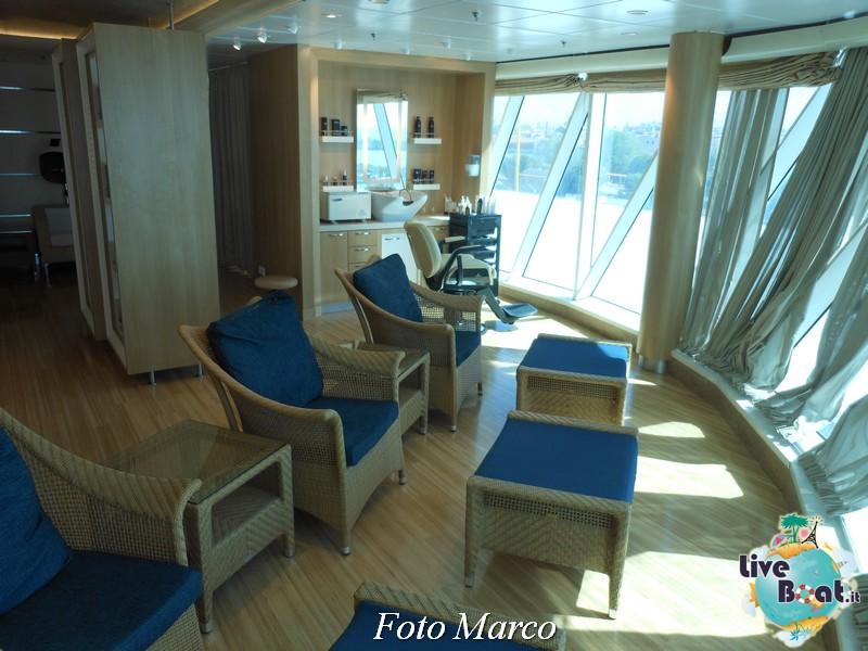 La zona fitness - spa di Grandeur OTS-165foto-liveboat-grandeur-ots-jpg