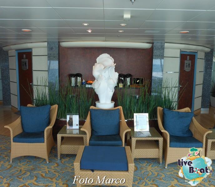 La zona fitness - spa di Grandeur OTS-169foto-liveboat-grandeur-ots-jpg