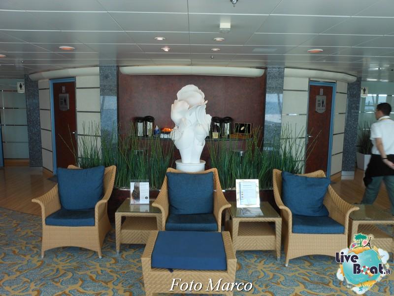 La zona fitness - spa di Grandeur OTS-170foto-liveboat-grandeur-ots-jpg