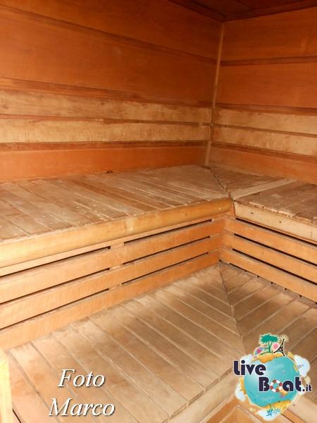 La zona fitness - spa di Grandeur OTS-172foto-liveboat-grandeur-ots-jpg