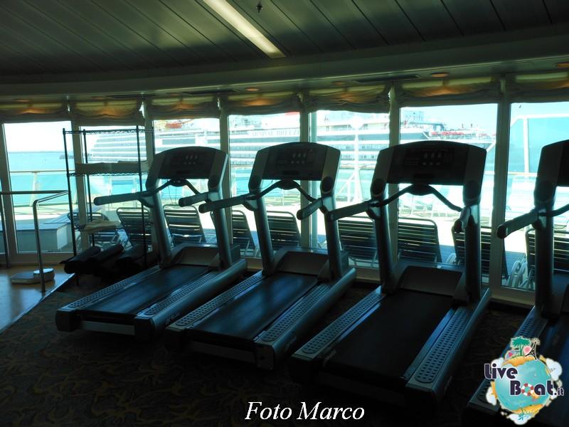 La zona fitness - spa di Grandeur OTS-179foto-liveboat-grandeur-ots-jpg