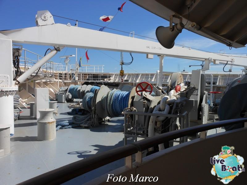 Girando sui ponti esterni di Grandeur OTS-72foto-liveboat-grandeur-ots-jpg