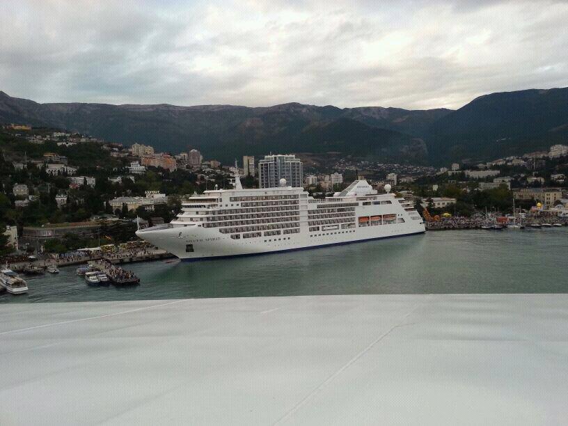 2013/09/28 Yalta  Costa Deliziosa-uploadfromtaptalk1380381780011-jpg