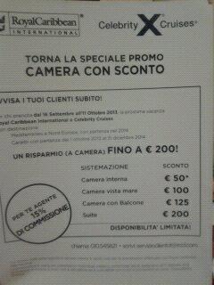 """Bergamo """"No Frills"""" Fiera del Turismo 27/28 Settembre 2013-uploadfromtaptalk1380392193655-jpg"""
