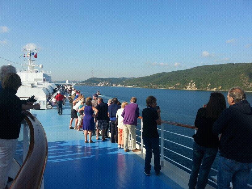 2013/09/29 navigazione  Costa Deliziosa-uploadfromtaptalk1380441817264-jpg