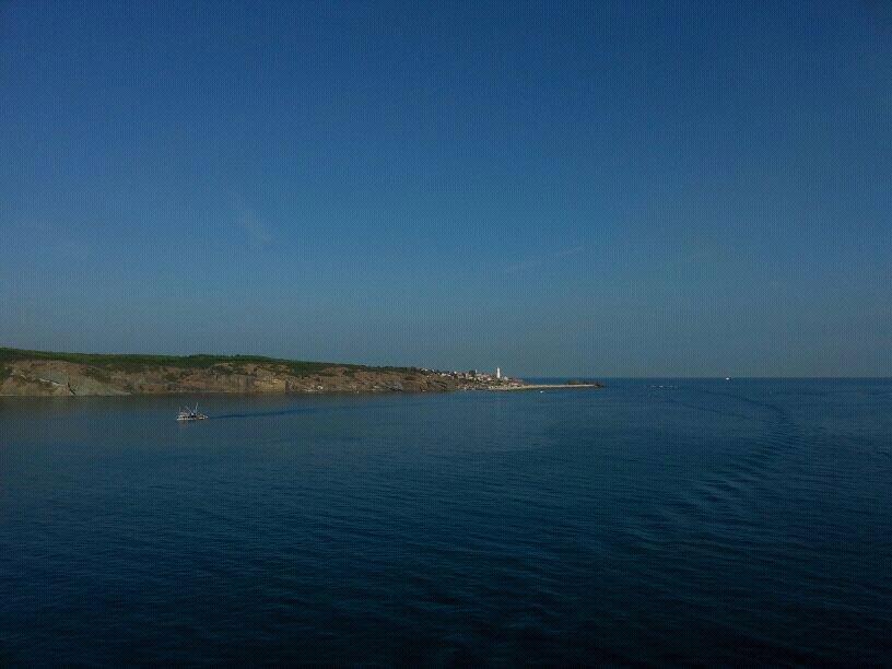 2013/09/29 navigazione  Costa Deliziosa-uploadfromtaptalk1380441830507-jpg