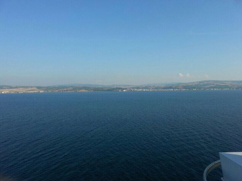 2013/09/29 navigazione  Costa Deliziosa-uploadfromtaptalk1380463158706-jpg