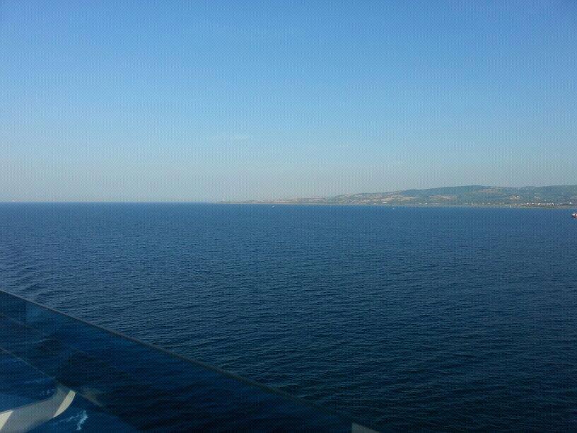 2013/09/29 navigazione  Costa Deliziosa-uploadfromtaptalk1380463169398-jpg