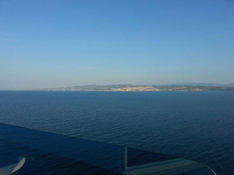 2013/09/29 navigazione  Costa Deliziosa-uploadfromtaptalk1380463230241-jpg