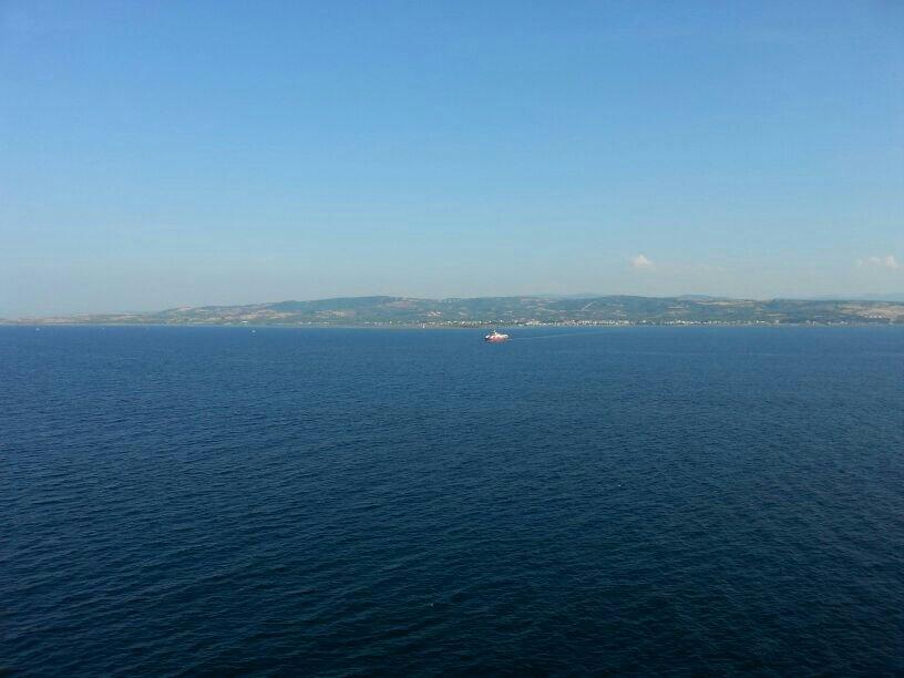 2013/09/29 navigazione  Costa Deliziosa-uploadfromtaptalk1380464332660-jpg