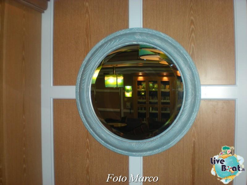 La biblioteca di Costa Favolosa-21foto-liveboat-costa-favolosa-jpg