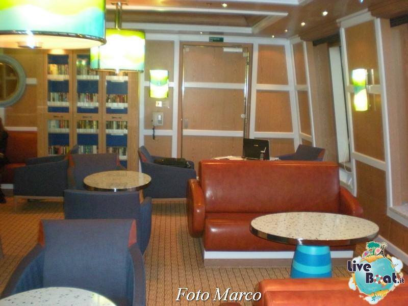 La biblioteca di Costa Favolosa-22foto-liveboat-costa-favolosa-jpg