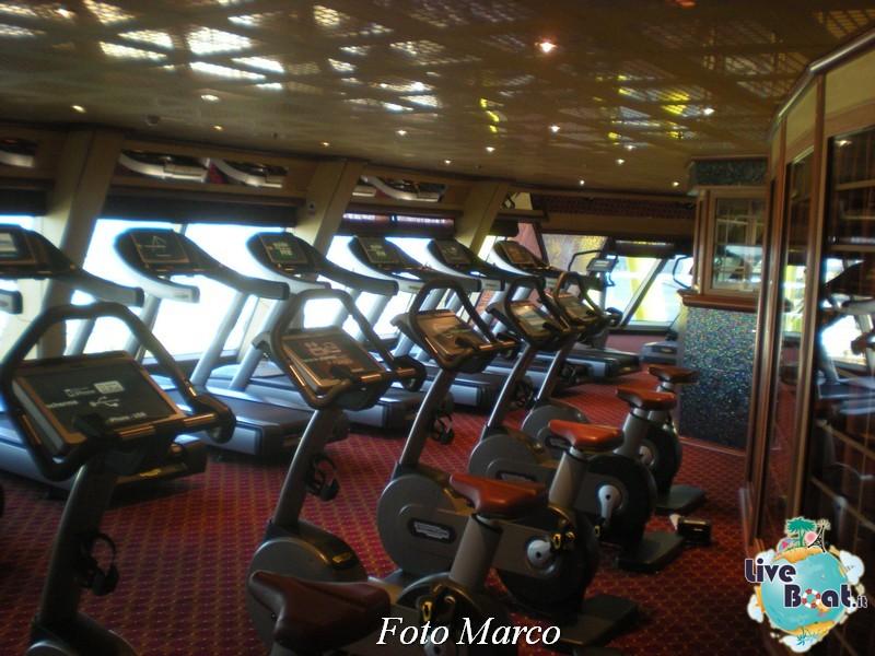 Centro Benessere Samsara Spa di Costa Favolosa-197foto-liveboat-costa-favolosa-jpg