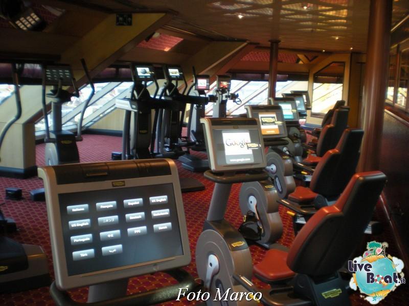 Centro Benessere Samsara Spa di Costa Favolosa-198foto-liveboat-costa-favolosa-jpg