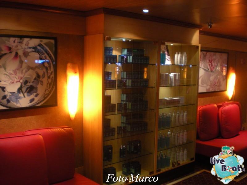 Centro Benessere Samsara Spa di Costa Favolosa-202foto-liveboat-costa-favolosa-jpg