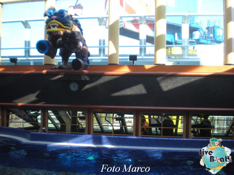 Centro Benessere Samsara Spa di Costa Favolosa-203foto-liveboat-costa-favolosa-jpg