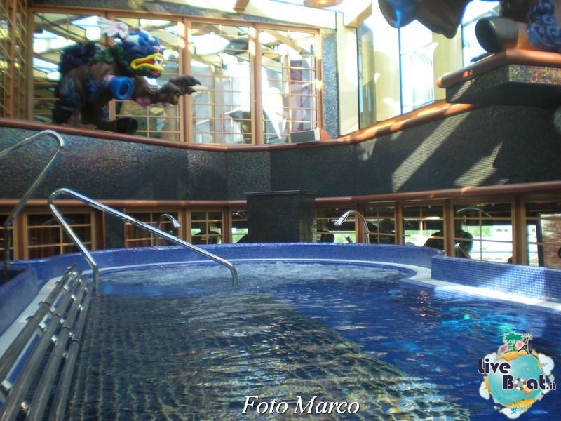 Centro Benessere Samsara Spa di Costa Favolosa-204foto-liveboat-costa-favolosa-jpg
