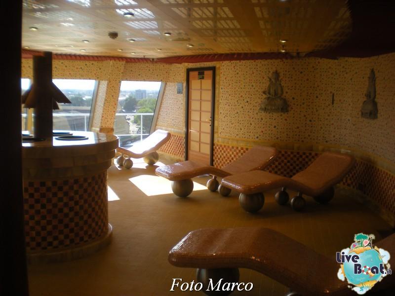 Centro Benessere Samsara Spa di Costa Favolosa-206foto-liveboat-costa-favolosa-jpg