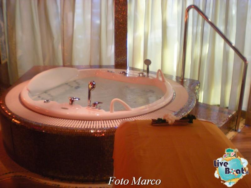 Centro Benessere Samsara Spa di Costa Favolosa-217foto-liveboat-costa-favolosa-jpg
