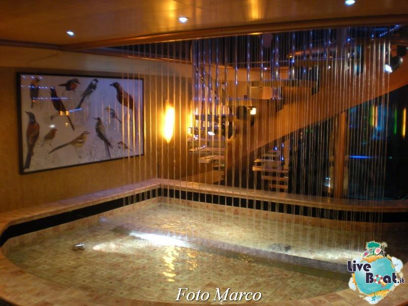 Centro Benessere Samsara Spa di Costa Favolosa-222foto-liveboat-costa-favolosa-jpg