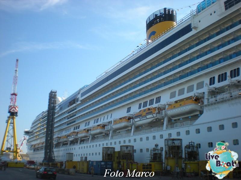 La linea esterna di Costa Favolosa-223foto-liveboat-costa-favolosa-jpg