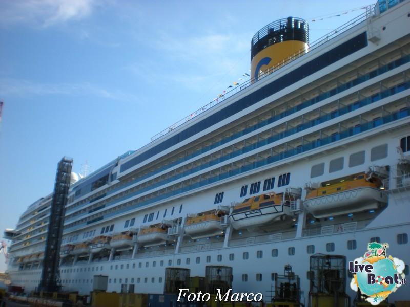 La linea esterna di Costa Favolosa-224foto-liveboat-costa-favolosa-jpg