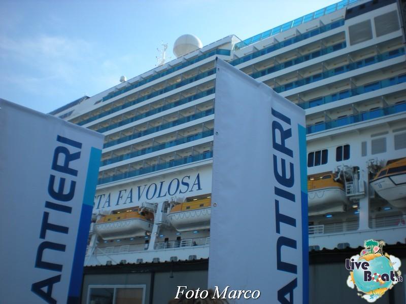 La linea esterna di Costa Favolosa-225foto-liveboat-costa-favolosa-jpg