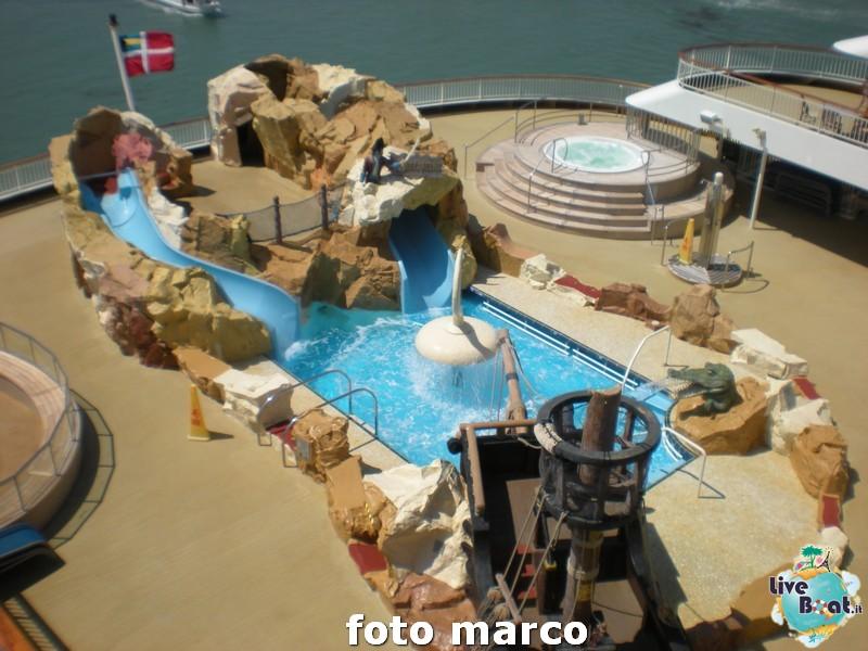 Piscina e zona poppiera Norwegian Spirit-16foto-liveboat-norwegian-spirit-jpg