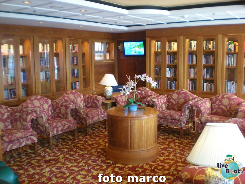 Biblioteca, sala giochi e internet point Norwegian Spirit-59foto-liveboat-norwegian-spirit-jpg