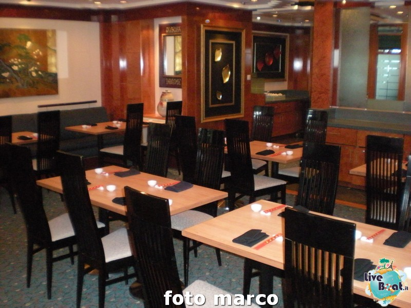 Shogun Asian Restaurant and Sushi Bar - Norwegian Spirit-108foto-liveboat-norwegian-spirit-jpg