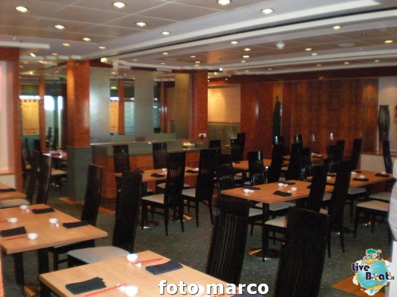 Shogun Asian Restaurant and Sushi Bar - Norwegian Spirit-109foto-liveboat-norwegian-spirit-jpg