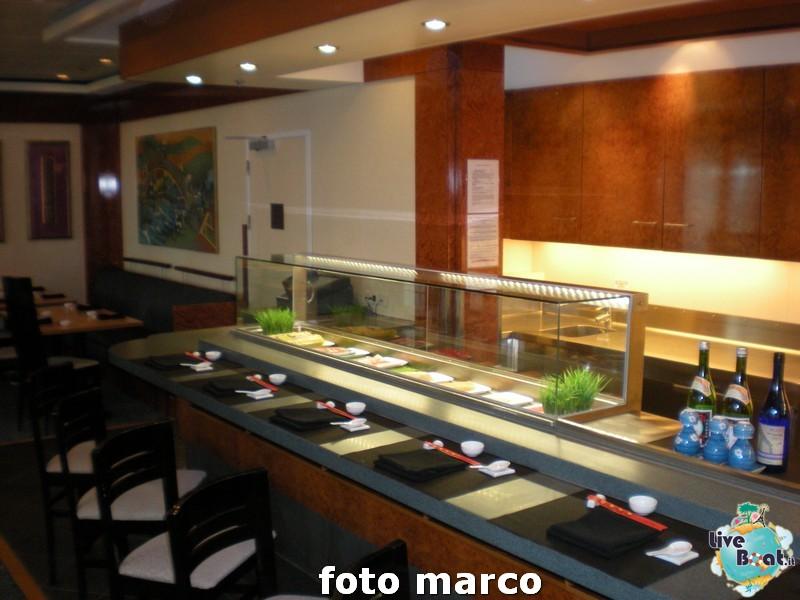Shogun Asian Restaurant and Sushi Bar - Norwegian Spirit-111foto-liveboat-norwegian-spirit-jpg